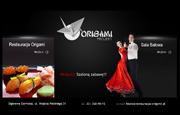 Restauracja origami